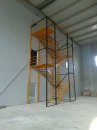 Yangın Merdiven Yapımı